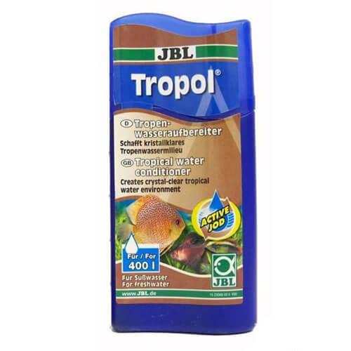 Тропічний кондиціонер JBL Tropol для прісноводних акваріумів, 250 мл