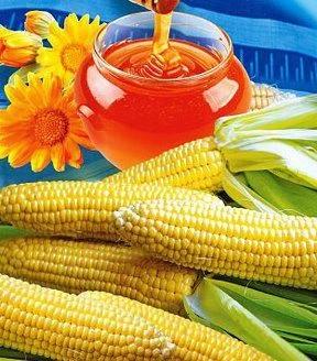 Насіння кукурудзи цукрової Медунка
