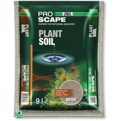 Поживний грунт JBL ProScape Plant Soil BEIGE для рослинних акваріумів, бежевий, 9 л