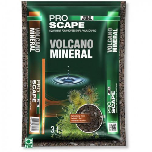 Натуральний вулканічний грунт JBL ProScape Volcano Mineral для акваскейпінга, 3 л