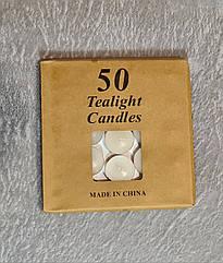 Свічки таблетки 50шт