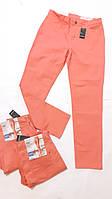 Джинсы катоновые брюки персикового цвета весна-лето Esmara Германия размеры 50 (eur 44).