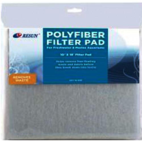 Фільтруючий матеріал Resun FTP-04 килимок, поліфібра, 254х457 мм