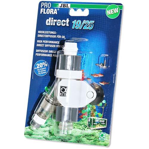 Ефективний безпосередній дифузор JBL ProFlora Direct 19/25 для CO2