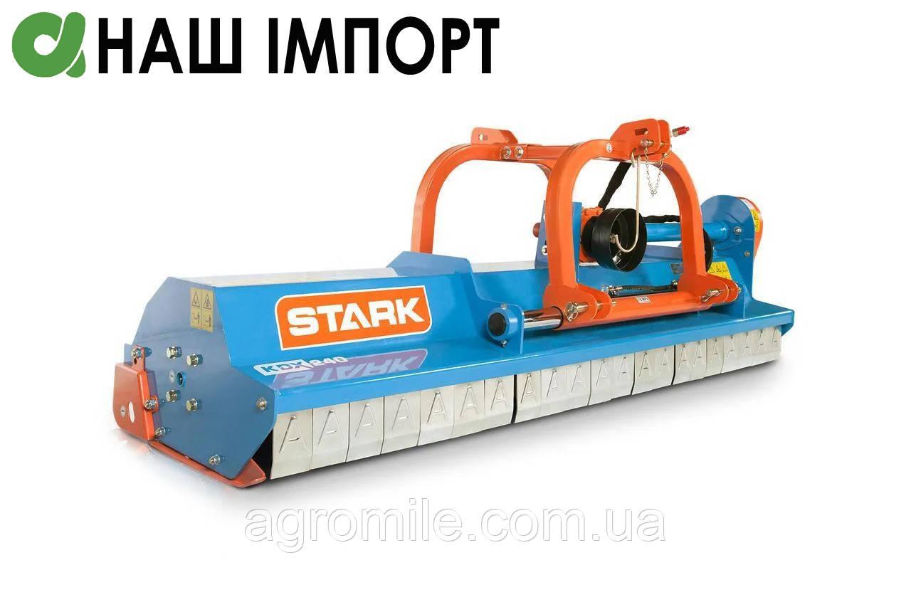 Мульчирователь KDX 240 STARK (2,4 м, гидравлика)