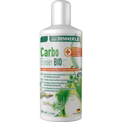 Рідке вуглецеве натуральне добриво Dennerle Carbo Elixier Bio, 250 мл