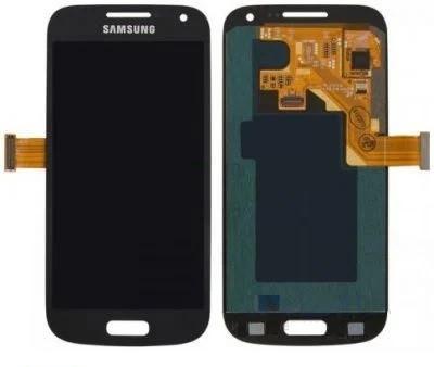 Дисплей для Samsung C101 Galaxy S4 Zoom | Galaxy S4 Zoom C1010 з сенсорним склом в рамці Оригінал Китай