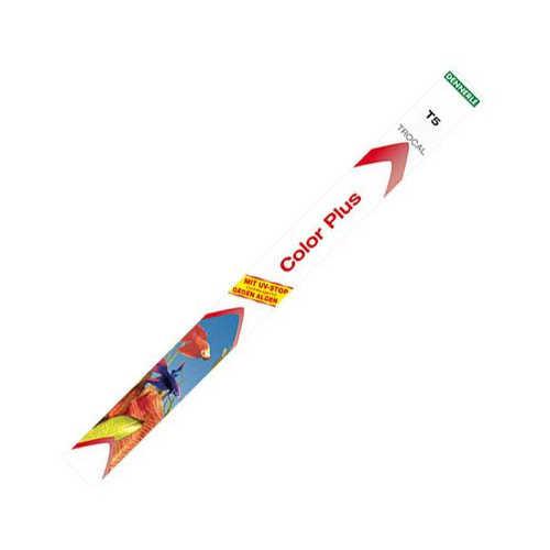 Люмінесцентна Т5 лампа Dennerle Color Plus 35 ват, довжина 742 мм