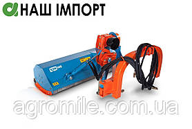 Мульчувач KDS 145 STARK c гідравлікою і карданом (1,45 м, молотки) (Литва)