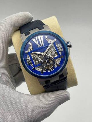 Наручные часы Улисс Нардэ'н Экзистив Скелетон Люкс копия, фото 2