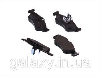 Тормозные колодки задние Mercedes Sprinter / VW LT 35 1996 - 1999 / 2002 - 2006