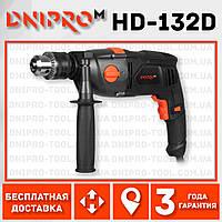 Дрель ударная Dnipro-M HD-132D
