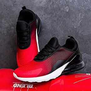Кроссовки мужские Монтевид 270 красно-черные, фото 2