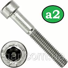 Гвинт DIN 912 M6 A2