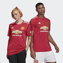 Домашняя игровая футболка Манчестер Юнайтед 20/21 GC7958