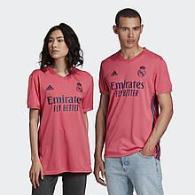 Гостевая игровая футболка Реал Мадрид 20/21 GI6463