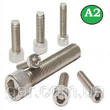 Гвинт DIN 912 M12 A2