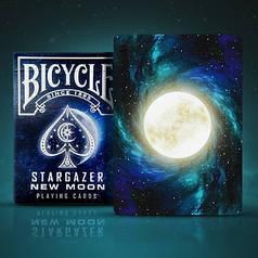 Карти гральні | Bicycle Stargazer New Moon