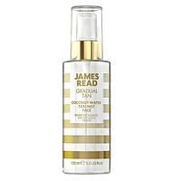 Спрей для лица с кокосовой водой с эффектом загара - James Read Coconut Water Tan Mist Face