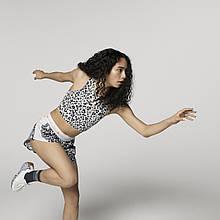 Шорты для фитнеса adidas by Stella McCartney TruePurpose FU0749