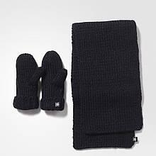 Комплект: варежки и шарф AY9041