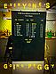 Набор символов для доски меню Beaumont 1/4 дюйма, 390 символов (3863Y), фото 2