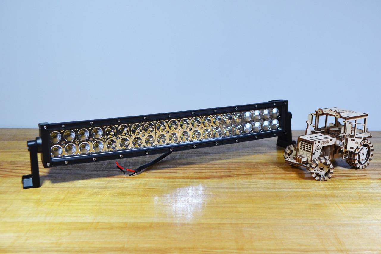 Светодиодная LED Балка ПАНОРАМНАЯ (51см) 120Вт  (светодиоды 3w x40шт)
