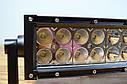 Светодиодная LED Балка ПАНОРАМНАЯ (51см) 120Вт  (светодиоды 3w x40шт), фото 6