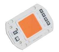 Світлодіод ЛЕД, LED 30Вт 220В - повний спектр, фітолампа