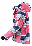 Зимняя горнолыжная куртка для девочки  Reimatec Frost 531360B-3362. Размеры 104 - 164., фото 3