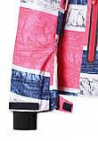 Зимняя горнолыжная куртка для девочки  Reimatec Frost 531360B-3362. Размеры 104 - 164., фото 5