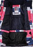 Зимняя горнолыжная куртка для девочки  Reimatec Frost 531360B-3362. Размеры 104 - 164., фото 7