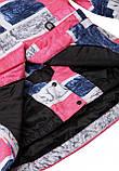 Зимняя горнолыжная куртка для девочки  Reimatec Frost 531360B-3362. Размеры 104 - 164., фото 8