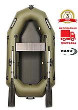 BARK B-220CD Надувная одноместная гребная ПВХ лодка Барк