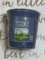 "Аромосвеча ""Летнее небо голубое"" Yankee Candle"