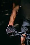 Велорукавички PowerPlay 5024 M Чорні (5024_M_Black), фото 6