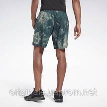 Мужские спортивные шорты Reebok Epic Lightweight GJ6384 2021, фото 2