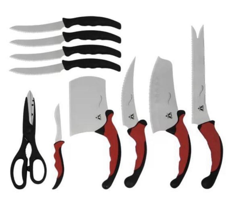 Набір ножів для кухні CONTOUR PRO 11 в 1 (300604)