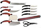 Набір ножів для кухні CONTOUR PRO 11 в 1 (300604), фото 2