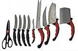 Набір ножів для кухні CONTOUR PRO 11 в 1 (300604), фото 3