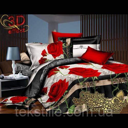 Комплект постельного белья евро,Ранфорс