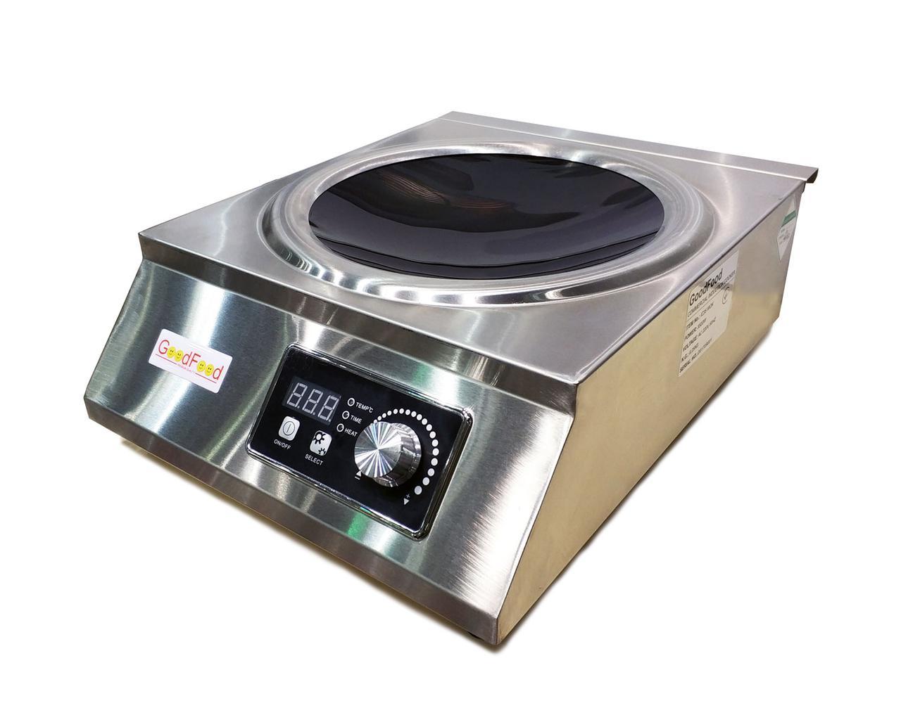 Індукційна плита IC35 WOK Good Food (КНР)