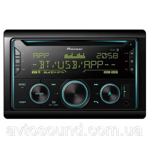 Автомагнитола 2-DIN Pioneer FH-S720BT