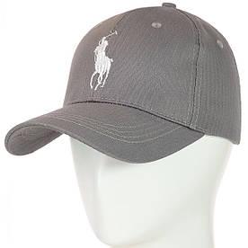 Бейсболка 62017-21-8 серый