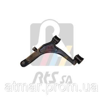 Важіль передній нижній лівий RTS 96904982 Opel Movano / Renault Master від 2000 року. ОЕ: 8200750273