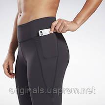 Женские легинсы для фитнеса Reebok LUX GI4989 2021, фото 3