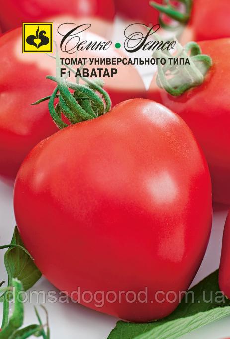 Томат Аватар F1 Семко Юниор 1 г