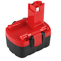 Аккумулятор для электроинструмента Bosch BAT038/BAT040/BAT041/BAT140/BAT159 (Ni-Mh 14.4V 3.0Ah)