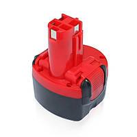 Аккумулятор для электроинструмента Bosch BAT048/BAT049/BAT001/BAT100/BAT119 (Ni-Mh 9.6V 3.0Ah)