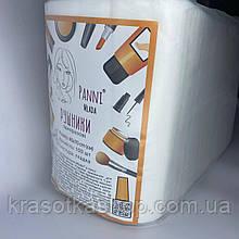 Полотенца одноразовые Panni Mlada 40х70 см (100 шт/пач), гладкие
